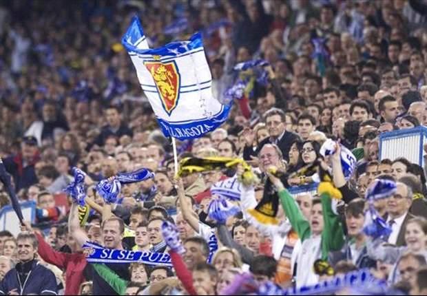 Real Zaragoza iguala con Granada: Reparto de méritos para descender