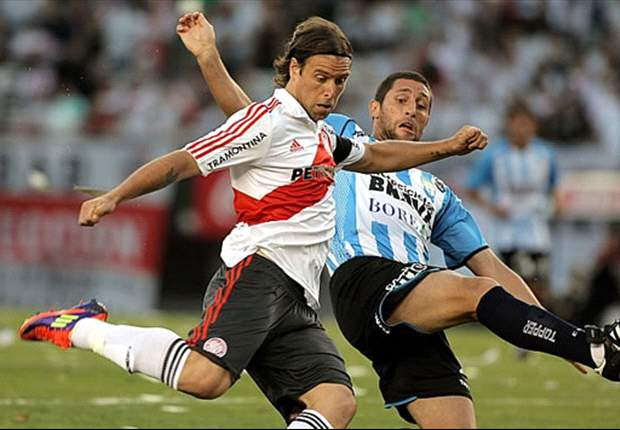 Cavenaghi's future at River Plate is uncertain, says Almeyda