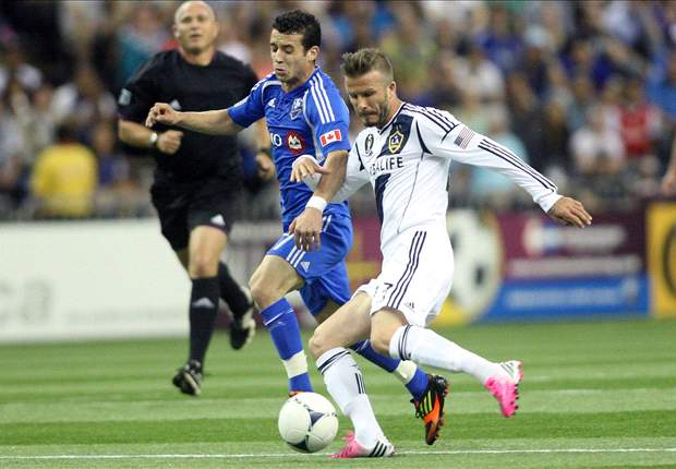 Montreal Impact 1-1 Los Angeles Galaxy: Beckham free kick salvages draw for LA