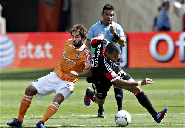 Houston Dynamo 1-0 D.C. United: Brad Davis wondergoal the perfect opener for BBVA