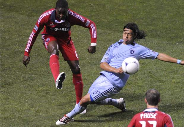Chicago Fire 2-1 Sporting Kansas City: Late Oduro goal punishes Sporting