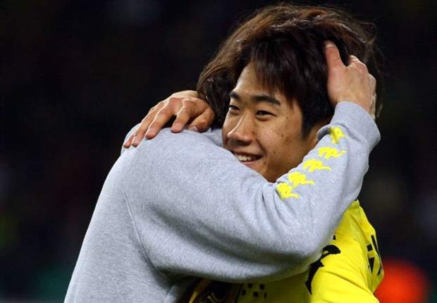 Kagawa confirms meeting with Manchester United boss Sir Alex Ferguson & reveals desire to play in Premier League