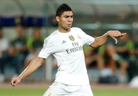 Casemiro pens new Madrid deal