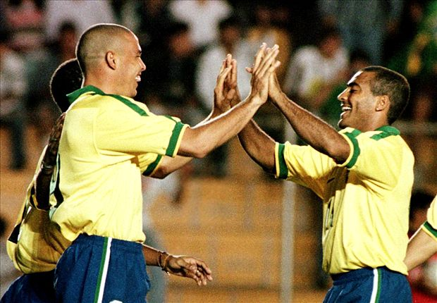 Zico, Ronaldo, Cabanas and five great Brazil-Paraguay clashes