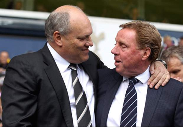 Fulham boss Jol expects QPR revival under Redknapp