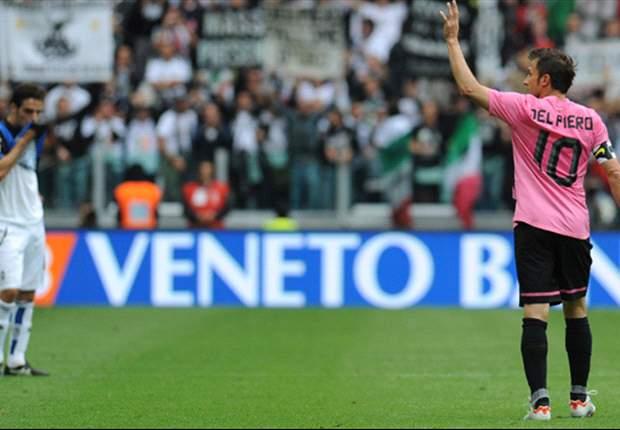 Editoriale - 'Del Piero non è importante, è l'unica cosa che conta': cronaca di una giornata di folle amore in casa Juventus