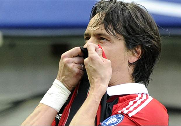 AC Milan see future first-team coach in Inzaghi
