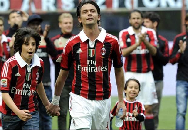 Milan sieht in Inzaghi künftigen Chef-Trainer
