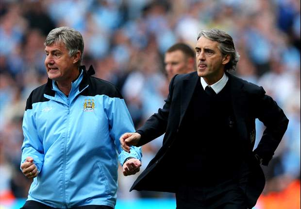'It's possible we can win the league,' insists Manchester City coach Brian Kidd