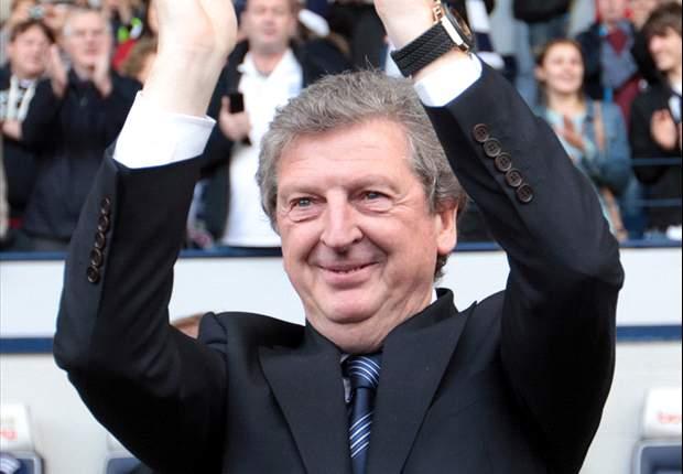 Roy Hodgson Puji Jermaine Defoe