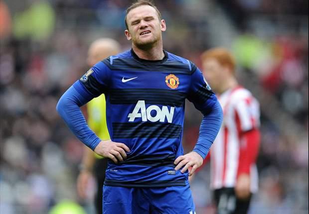 Wayne Rooney Absen Di Laga Ujicoba Inggris