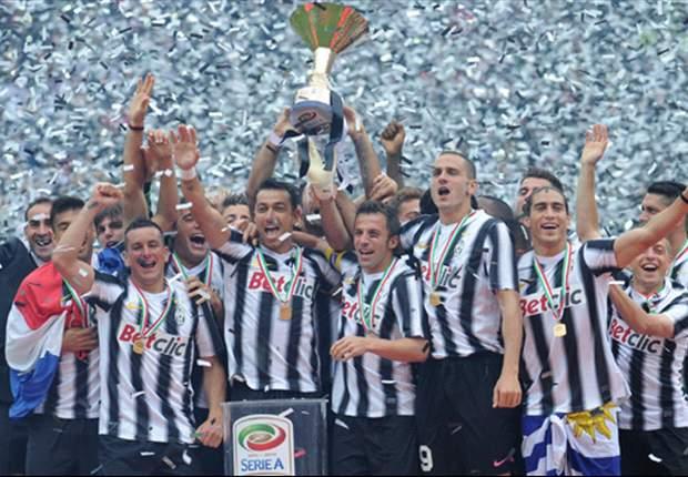 Juventus Turin: Ein Rückblick auf die (fast) perfekte Saison
