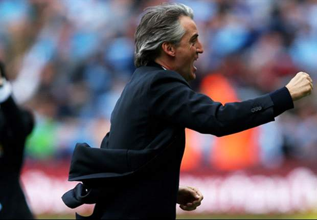 Mancini set to discuss new deal with Manchester City owners - report