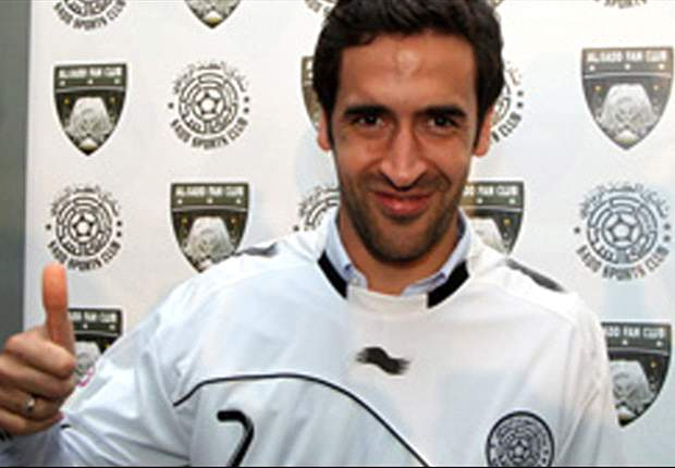 Al Sadd's Raul: I hope Qatar qualify for the 2014 World Cup