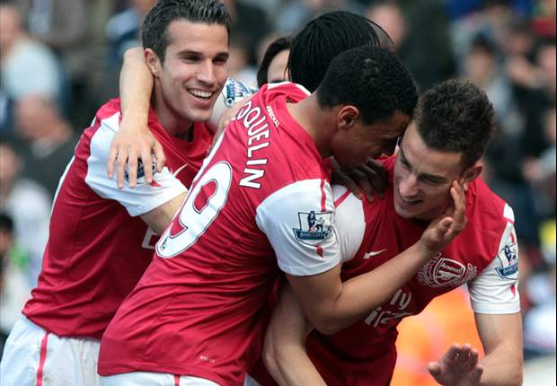 Arsenal 2012-13 Premier League fixtures in full