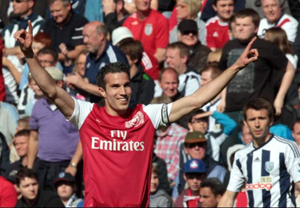 Arsenal Optimistis Robin Van Persie Bertahan
