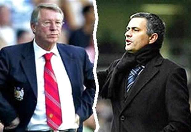 Manchester United's Sir Alex Ferguson: I look at Jose Mourinho and I see myself