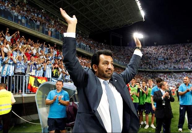 El Málaga acusa a la UEFA de racista e injusta