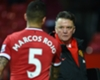 Rojo wants United stay