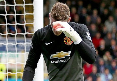 United blame Madrid for De Gea gaffe