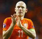 HOLLAND: Robben on 'stupid' Martins Indi