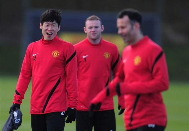 Manchester United's Park Ji-Sung: I like life in England because I'm not as famous as in South Korea