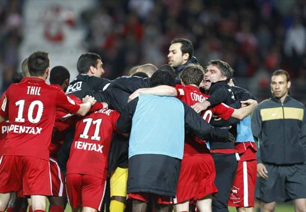 Ligue 1, - Le groupe dijonnais