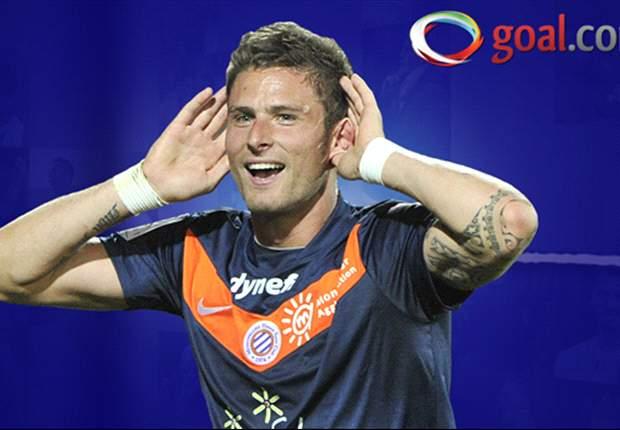 Montpellier bestätigt Giroud-Abschied
