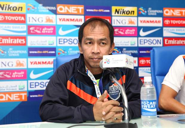 Buriram boss Buspakom sorry for 'failed important mission' in ACL