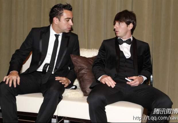 Xavi: Lionel Messi Terbaik Sepanjang Masa