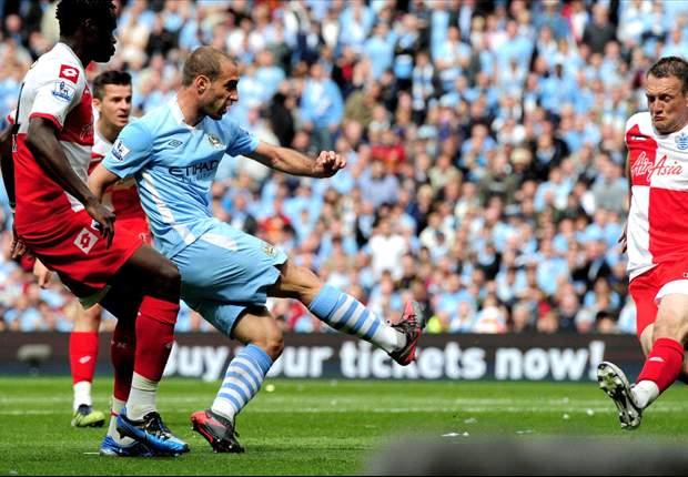Pablo Zabaleta: Ahora, a pensar en la defensa de la Premier League