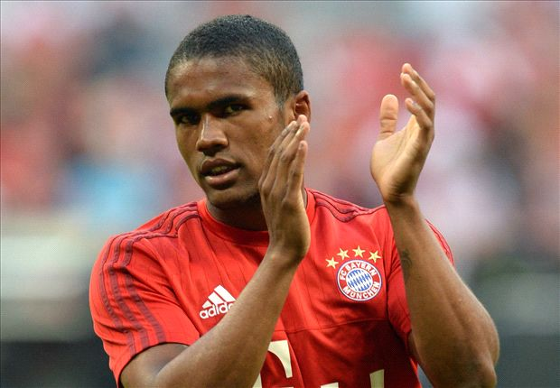 Douglas Costa earned a  million dollar salary - leaving the net worth at 6 million in 2017