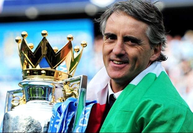 "ANG, Man City - Mancini :""On a confiance"""