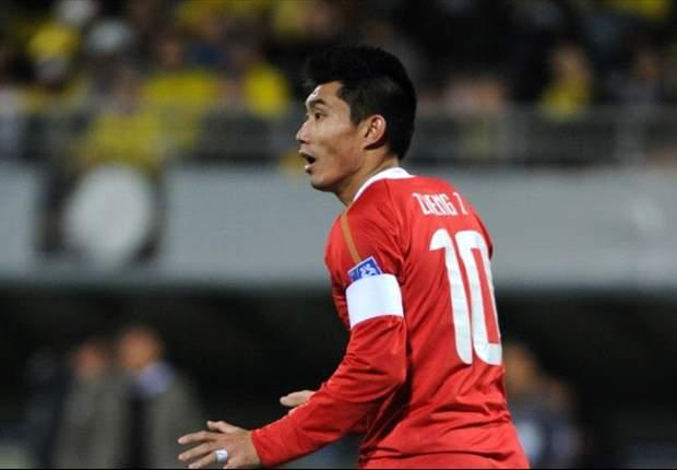 Kapten Cina Akui Harus Kerja Keras Di Kualifikasi Piala Asia 2015