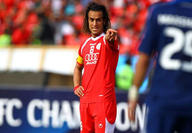 Ali Karimi will extend Persepolis contract despite rumours of exit, says manager Mohammad Ruyanian