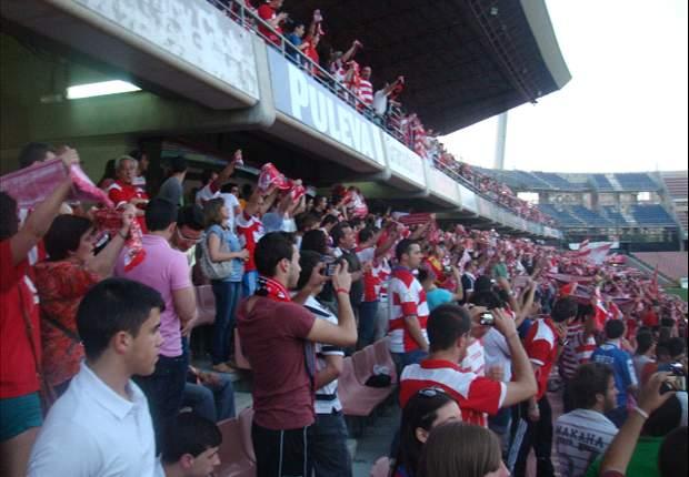 Granada venció al Rayo y tiene una alegría como local después de tres meses