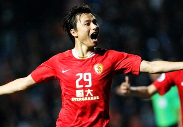 Buriram United 1-2 Guangzhou Evergrande: 'Suspended' Conca steps up for late penalty to send Chinese champions through