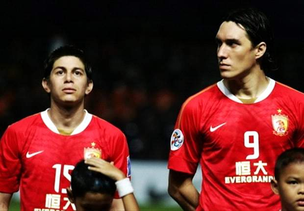 Chinese FA passes controversial rule change allowing Guangzhou Evergrande extra foreign players