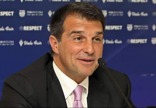 Barcelona had the chance to sign Cristiano Ronaldo, says Laporta