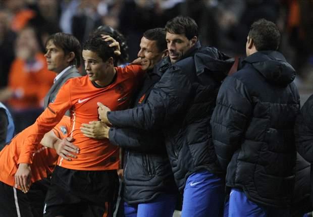 Boulahrouz: Van Nistelrooy is a true legend