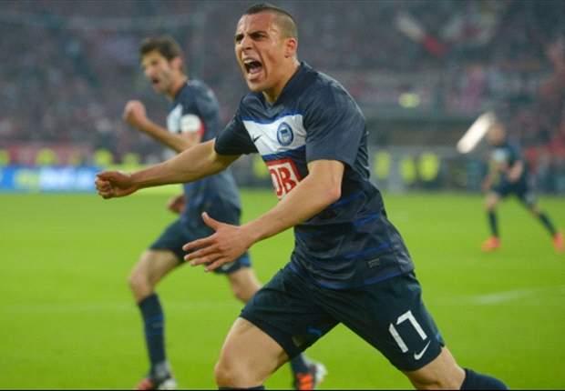 Publikumsliebling Änis Ben-Hatira bleibt bei Hertha BSC Berlin