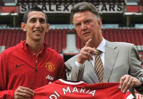 'Van Gaal killed Di Maria at Man Utd!'