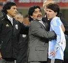 E se Messi for como Maradona?