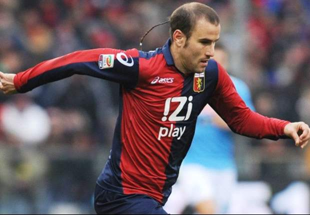 Inter close to signing Rodrigo Palacio - report