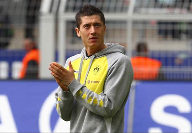 'Lewandowski is going to Manchester United,' claims Poland boss Smuda
