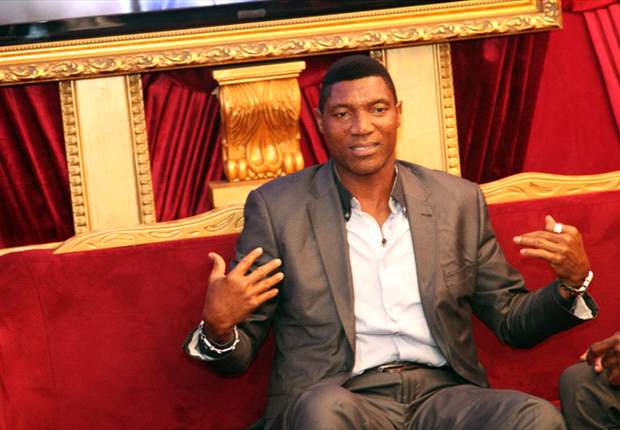 Goalkeepers key to Nigeria's World Cup campaign, says Peter Rufai