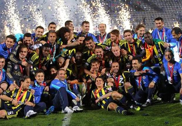 Joseph Yobo wins Turkish Cup with Fenerbahce