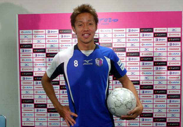 """Nurnberg signing Kiyotake: """"I decided I needed a challenge"""""""
