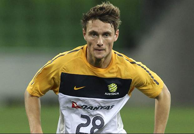 Next generation must step up for Socceroos, says midfielder James Holland