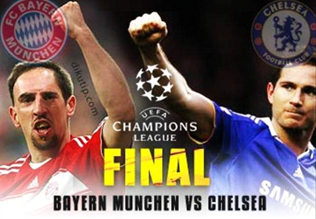 Champions League final has plenty of bets available